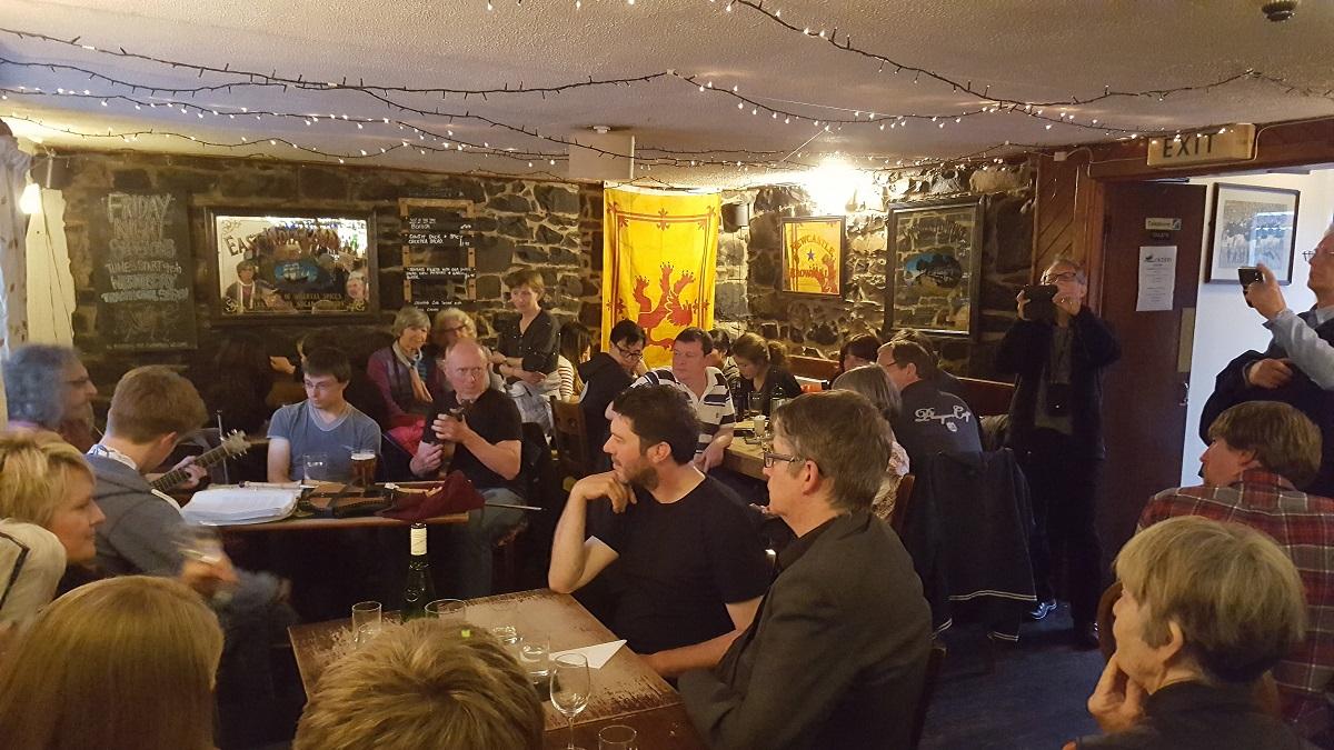 Pub écossais