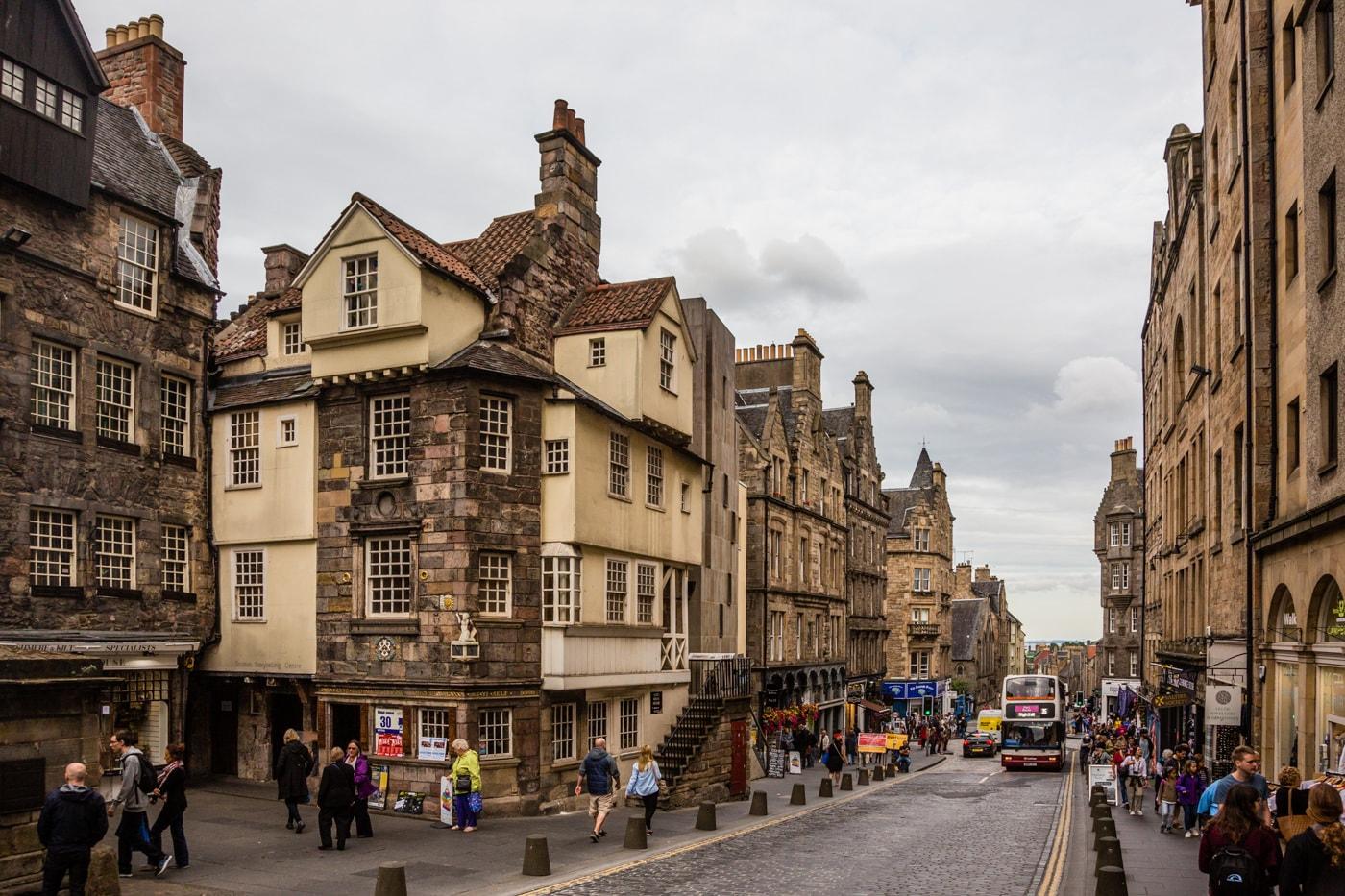 Edinburgh Mile