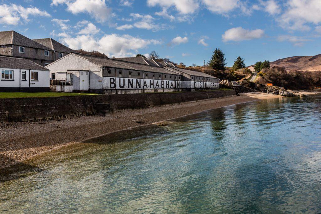 Distillerie Islay Ecosse
