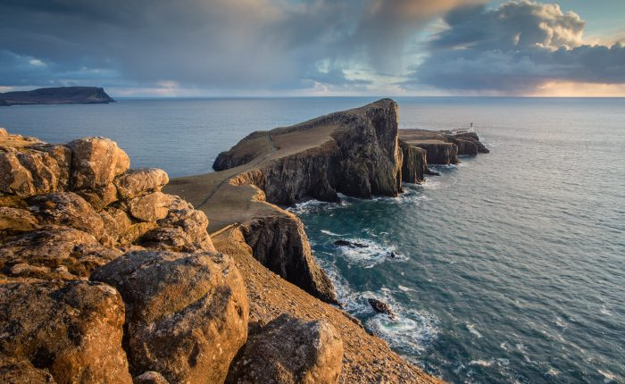 Neist point - Ile de Skye - Ecosse