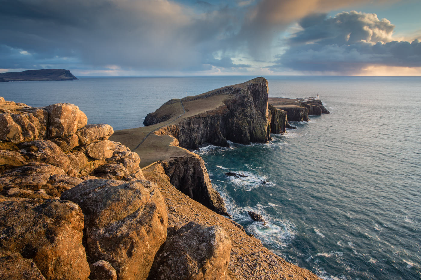Neist point - Ile de Skye - Ecosse