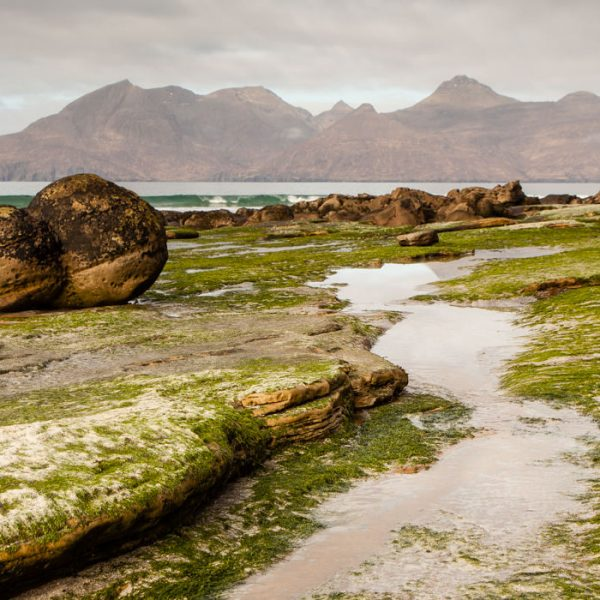 Paysage Rum from Eigg Ecosse