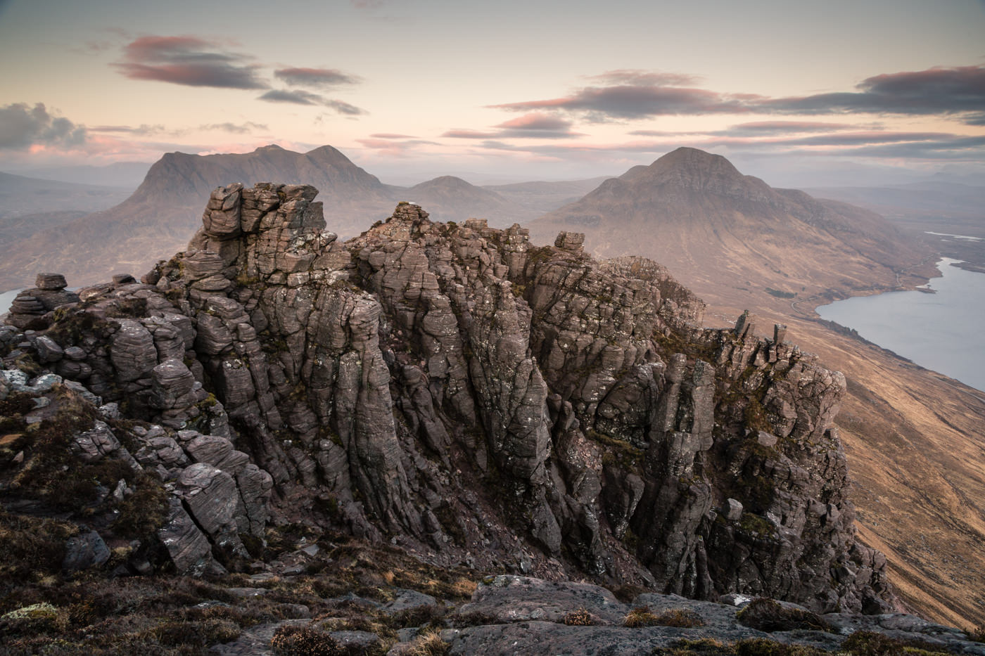 Stac Pollaidh Ecosse